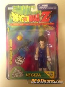 Irwin Toys Vegeta Series 10