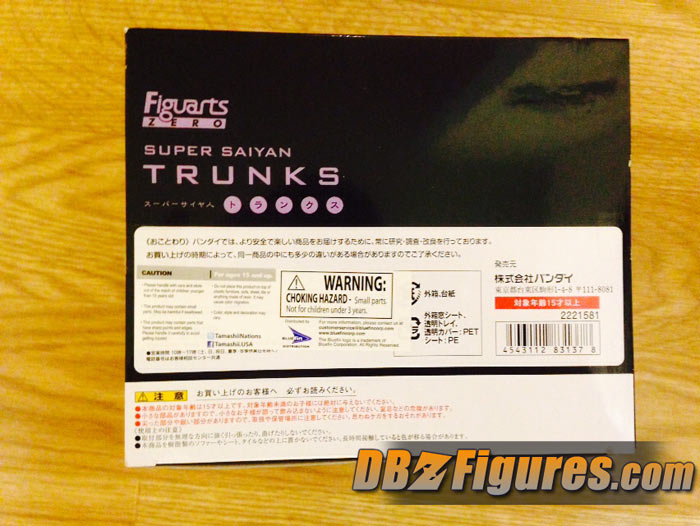 FiguartsZero-Trunks-Box-Bottom