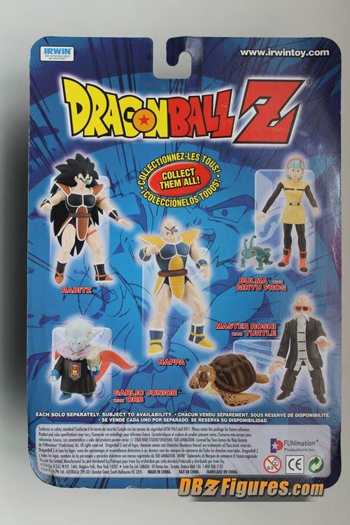 Irwin-Dragon-Ball-Z-Frieza-Saga-Bulma-with-Ginyu-Frog-2