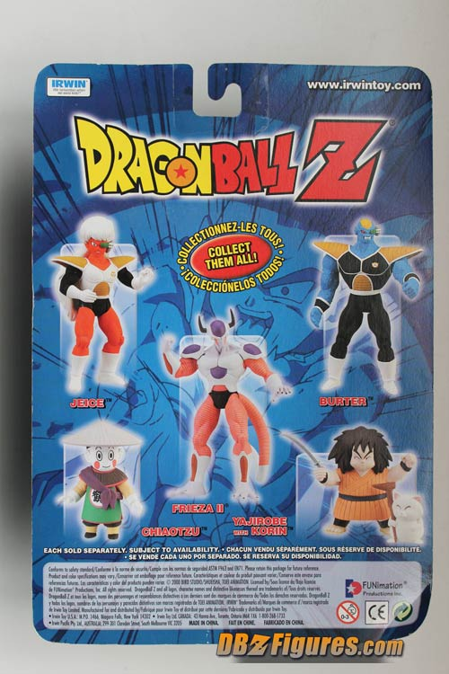 Irwin-Dragon-Ball-Z-Ginyu-Saga-Jeice-2
