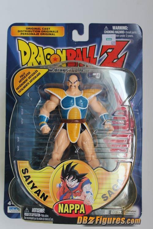 Irwin-Dragon-Ball-Z-Saiyan-Saga-Nappa-1