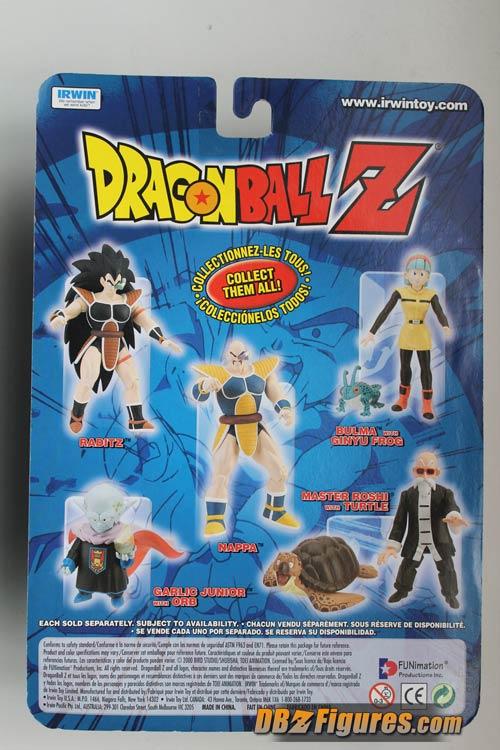 Irwin-Dragon-Ball-Z-Saiyan-Saga-Nappa-2