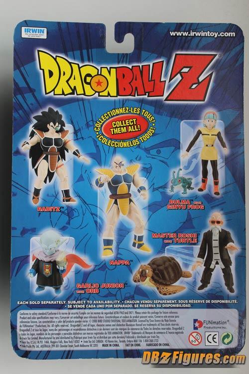 Irwin-Dragon-Ball-Z-Saiyan-Saga-Raditz-2