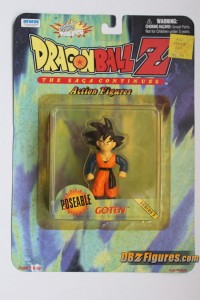 Goten Irwin Action Figure