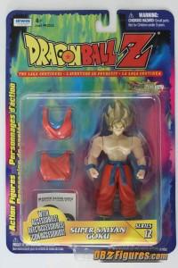 SS Goku Irwin Figure
