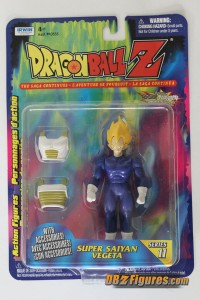Super Saiyan Vegeta Irwin Action Figure