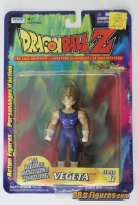 Irwin Toys Dragon Ball Z Vegeta
