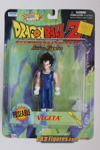 Vegeta Series 5 Irwin Action Figure