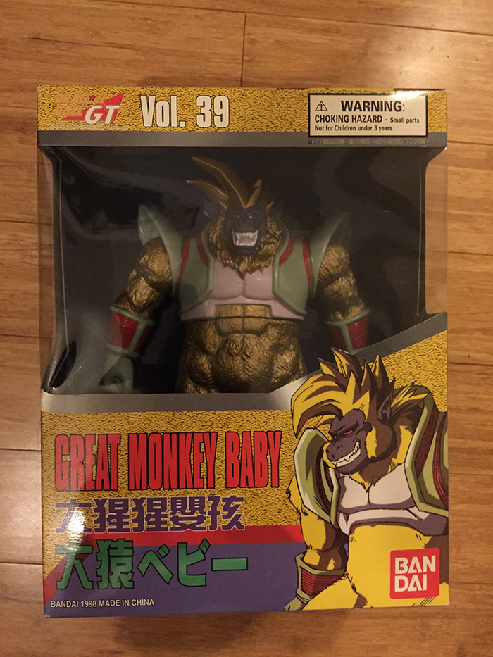 Super Battle Collection Vol. 39  Great Monkey Baby