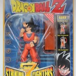 Goku Striking Z Fighters
