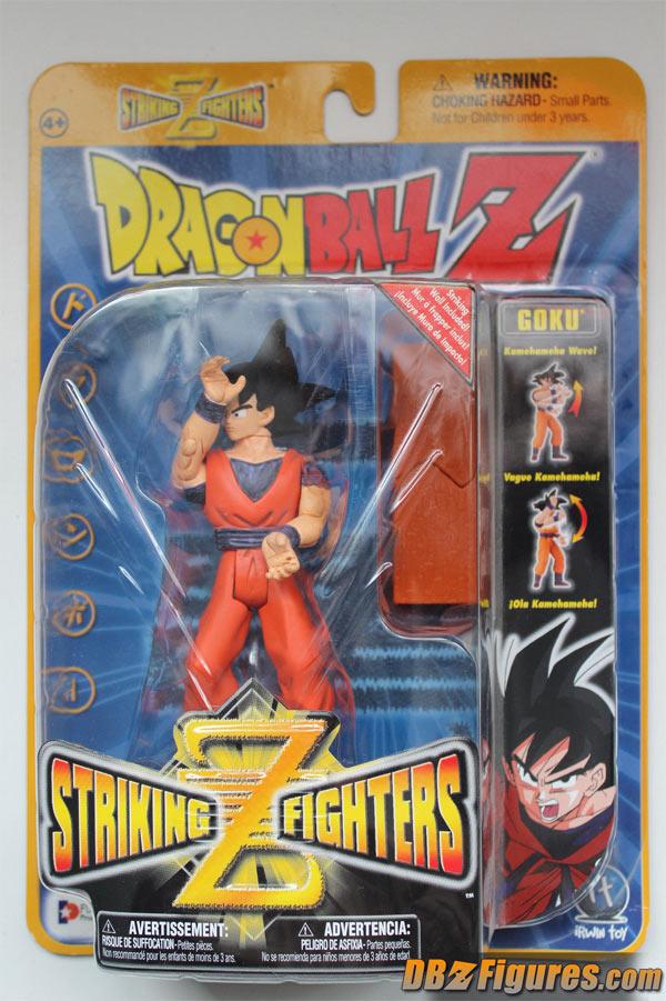 StrikingZ-Goku-Front