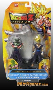 Bandai Original Collection - Piccolo and Gohan