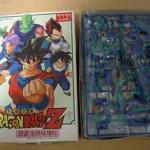 Set 1: Goku, Vegeta, Gohan, Trunks and Piccolo