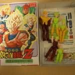 Set 2: SS Goku, SS Gohan, Krillin, SS Vegeta and Android 16