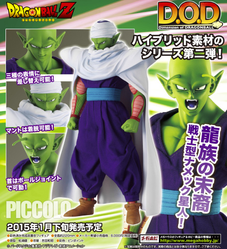 Piccolo Dimension of Dragon Ball