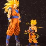 Size Comparison to standard Figuarts Zero Goku