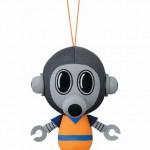 Prize E - Toriyama Robo Mascot