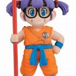 Prize F - Arale as Goku