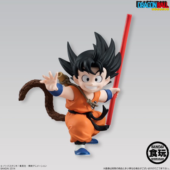 styling kid goku 1