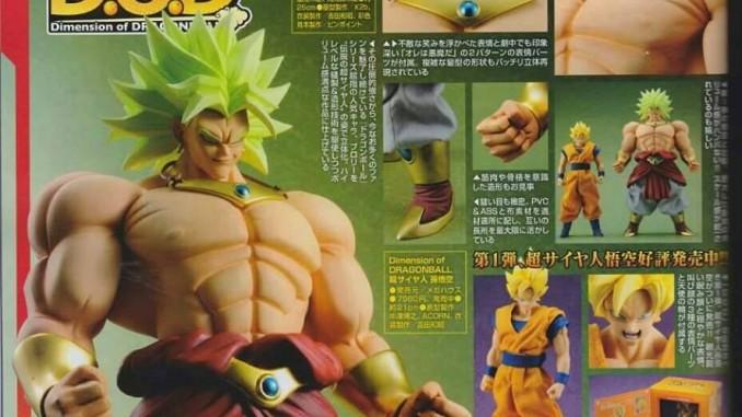 Dimension of Dragon Ball Broly