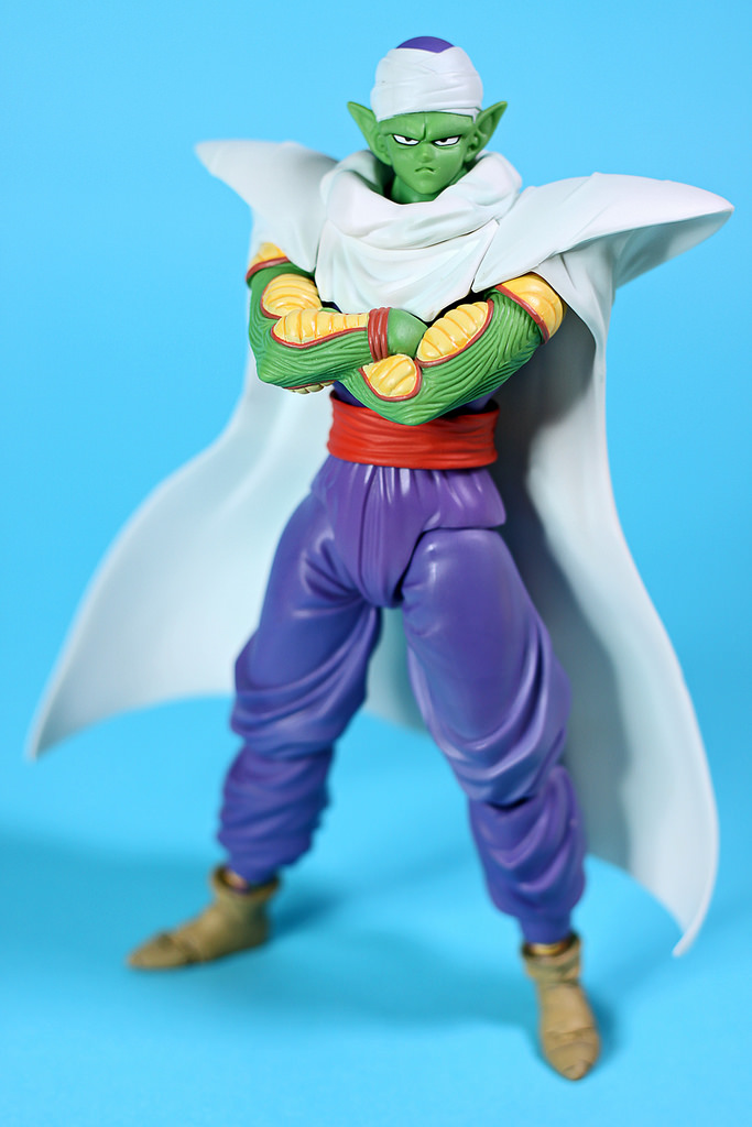SH Figuarts Piccolo – Photo by Trollan Magician