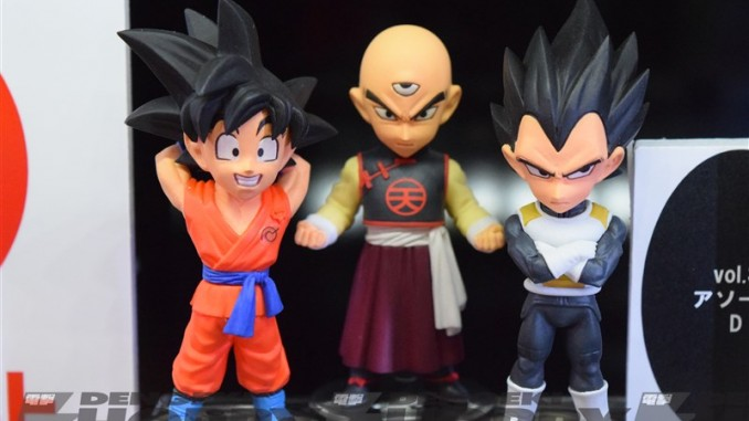 """Revival of """"F"""" World Collectible Figures Vol.3"""