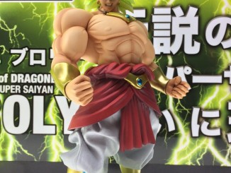 Dimension of Dragon Ball Broly by MegaHouse