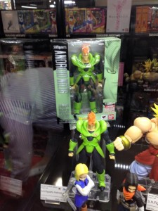 SH Figuarts Android 16