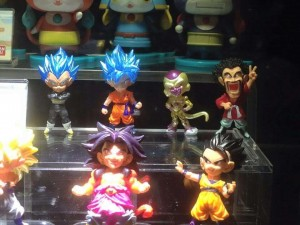 Dragon Ball Z Revival of F Action Figures Reveal New Form