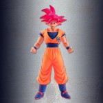Bandai HG GOD EDITION God Goku