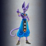 Bandai HG GOD EDITION Beerus