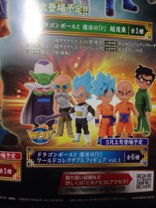 Dragon Ball Z Revival of F WCF