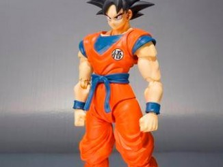 Distribuidora Animexico Exclusive SH Figuarts Goku