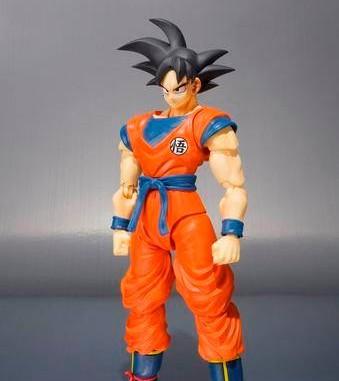 Distribuidora Animexico Exclusive SH Figuarts Goku