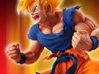 Medicos Super Saiyan Son Goku Ver.2 Clear Hair Edition