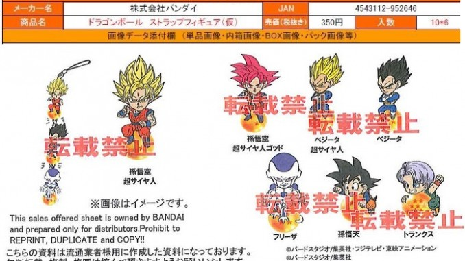 Bandai Dragon Ball Swing