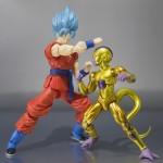 SH Figuarts Super Saiyan God Goku