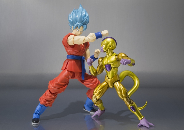 SH Figuarts Golden Frieza