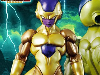 Dimension of Dragon Ball Golden Frieza