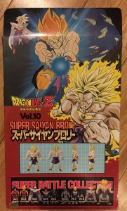 Super Battle Collection Vol. 10 - Super Saiyan Broly