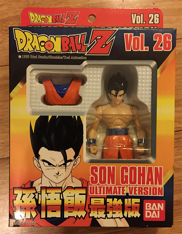 Super Battle Collection Vol. 26 – Son Gohan Ultimate Version
