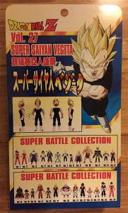 Super Battle Collection Vol. 27 - Super Saiyan Vegeta