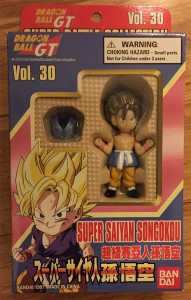 Super Battle Collection Vol. 30 - Super Saiyan Son Gokou