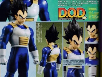 Dimension of Dragon Ball Vegeta