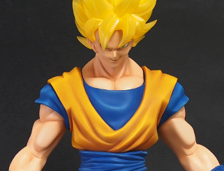 X-Plus 'Gigantic Series' Goku (Translucent / Clear Hair) Limited Edition
