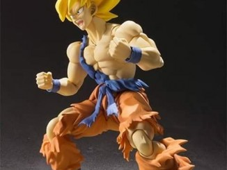 SH Figuarts Battle Damaged Goku