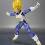 SH Figuarts Advanced Color Super Saiyan Vegeta