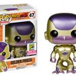Funko POP! Golden Frieza SDCC 2015
