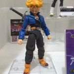 SH Figuarts advance color Trunks