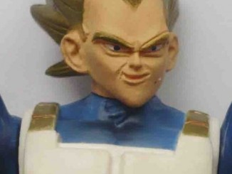 Vegeta.. you don't look so good..